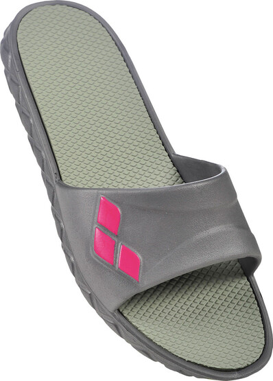 arena Watergrip Sandals Women black-dark grey 40 2018 Schwimmzubehör